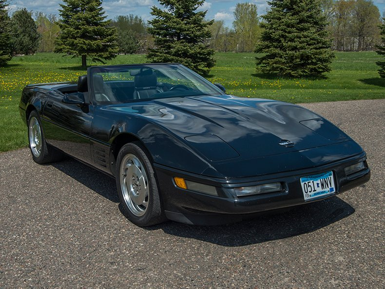 The Evolution of the Corvette: The Generations of a