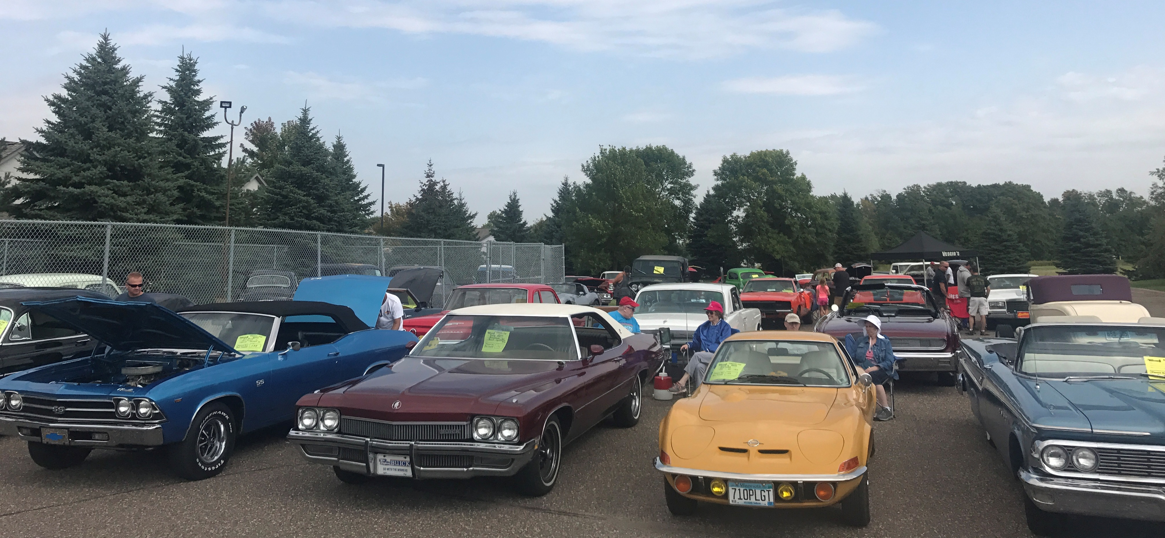 Thank You For Attending Our Car Show | Classic Car Dealer Rogers ...