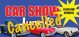 Cancelled car show 2020