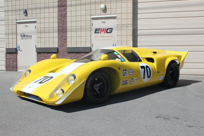 1968 Lola T-70