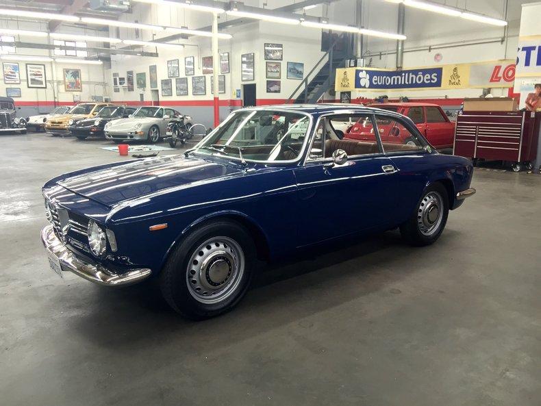 1967 Alfa Romeo Giulietta Sprint