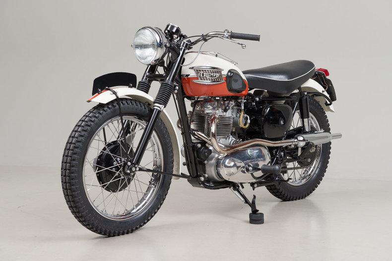 1957 Triumph TR6