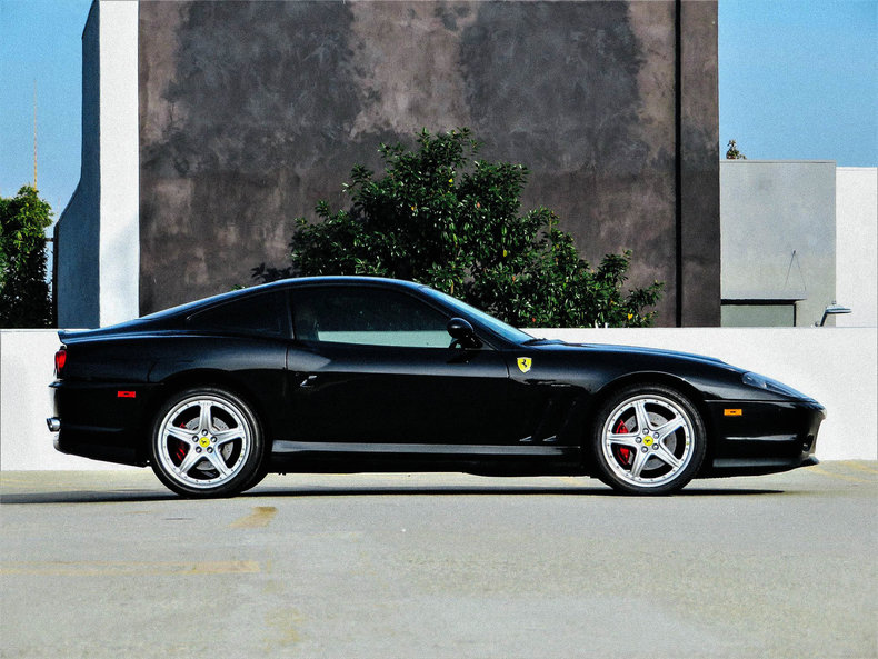 2004 Ferrari 575 Maranello F1
