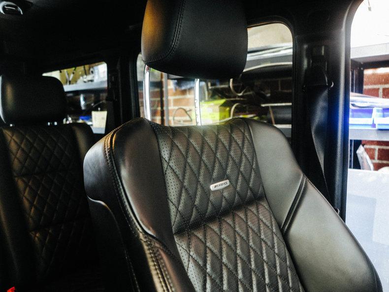 2014 Mercedes-Benz G63 AMG