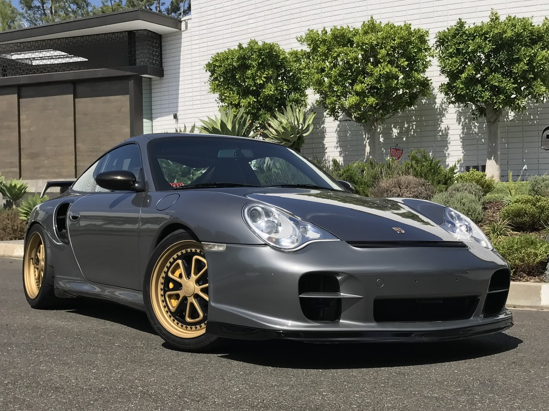 2003 Porsche GT2