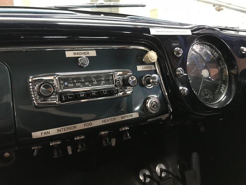 1954 Lancia Aurelia B20 GT Series IV