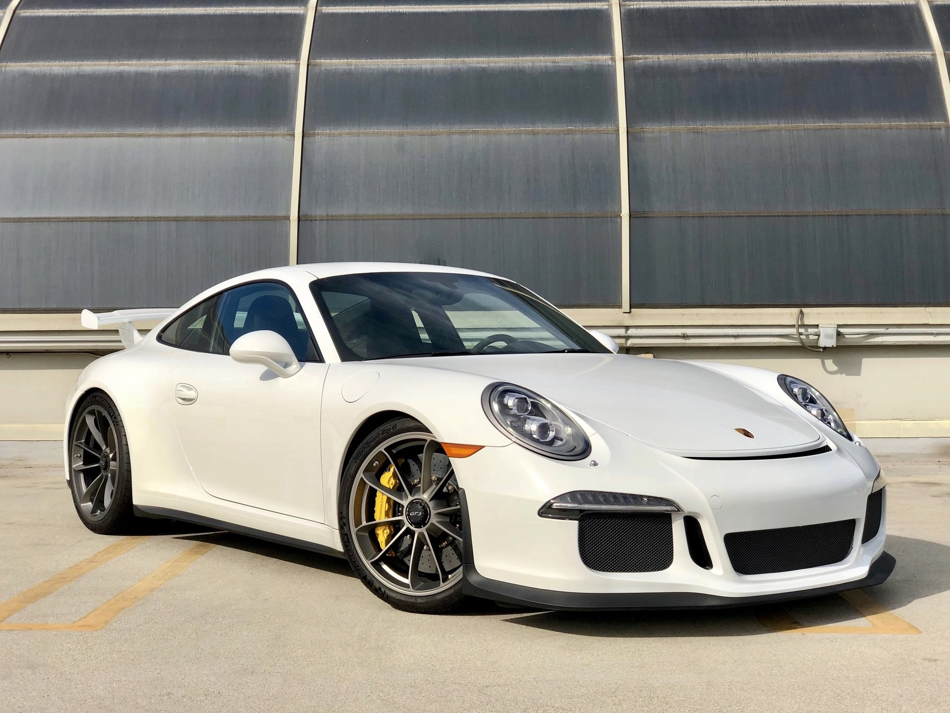 2014 porsche 911 991 gt3 for sale 75547 mcg. Black Bedroom Furniture Sets. Home Design Ideas