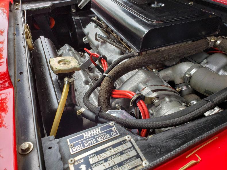 1971 Ferrari 246