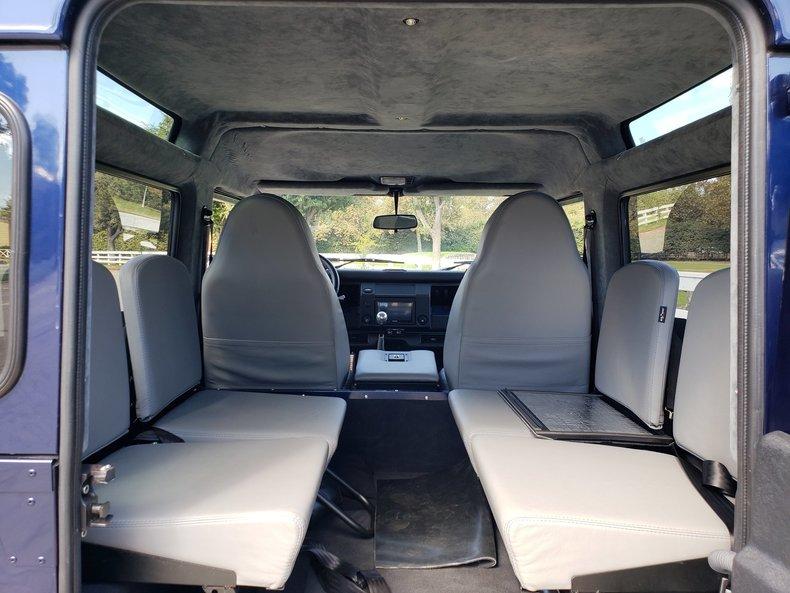 1990 Land Rover Defender