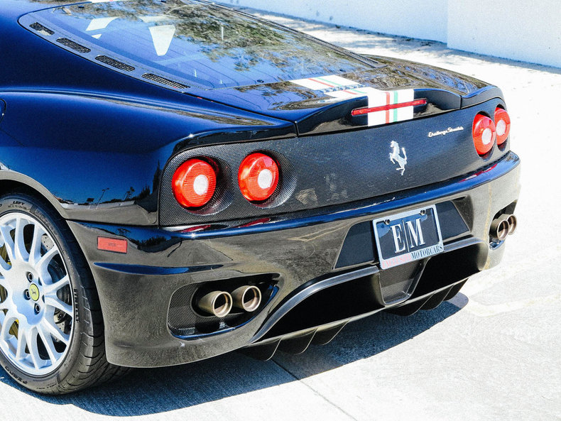 2004 2004 Ferrari 360 Challenge Stradale For Sale