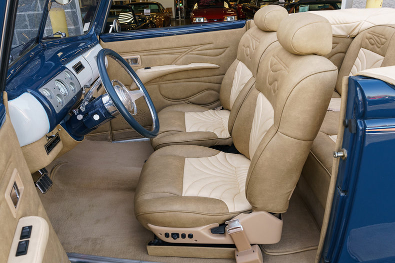 1940 Ford Cabriolet