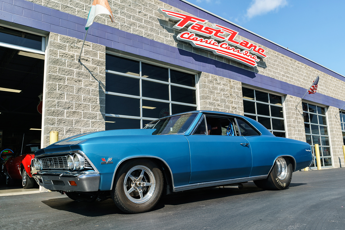 1966 Chevrolet Chevelle | Fast Lane Classic Cars
