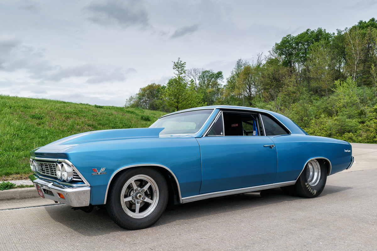 1966 Chevrolet Chevelle Fast Lane Classic Cars