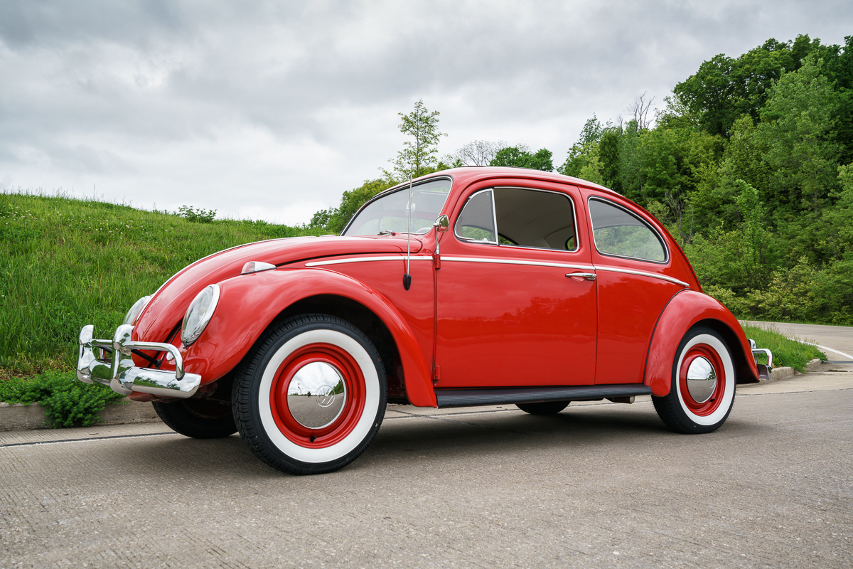1964 volkswagen beetle fast lane classic cars. Black Bedroom Furniture Sets. Home Design Ideas
