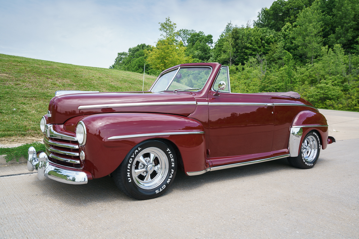 1948 Ford Super Deluxe Fast Lane Classic Cars