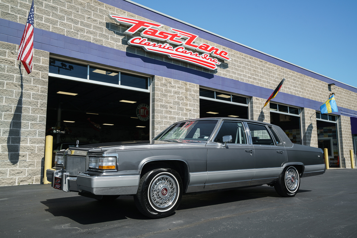 1992 Cadillac Brougham | Fast Lane Classic Cars