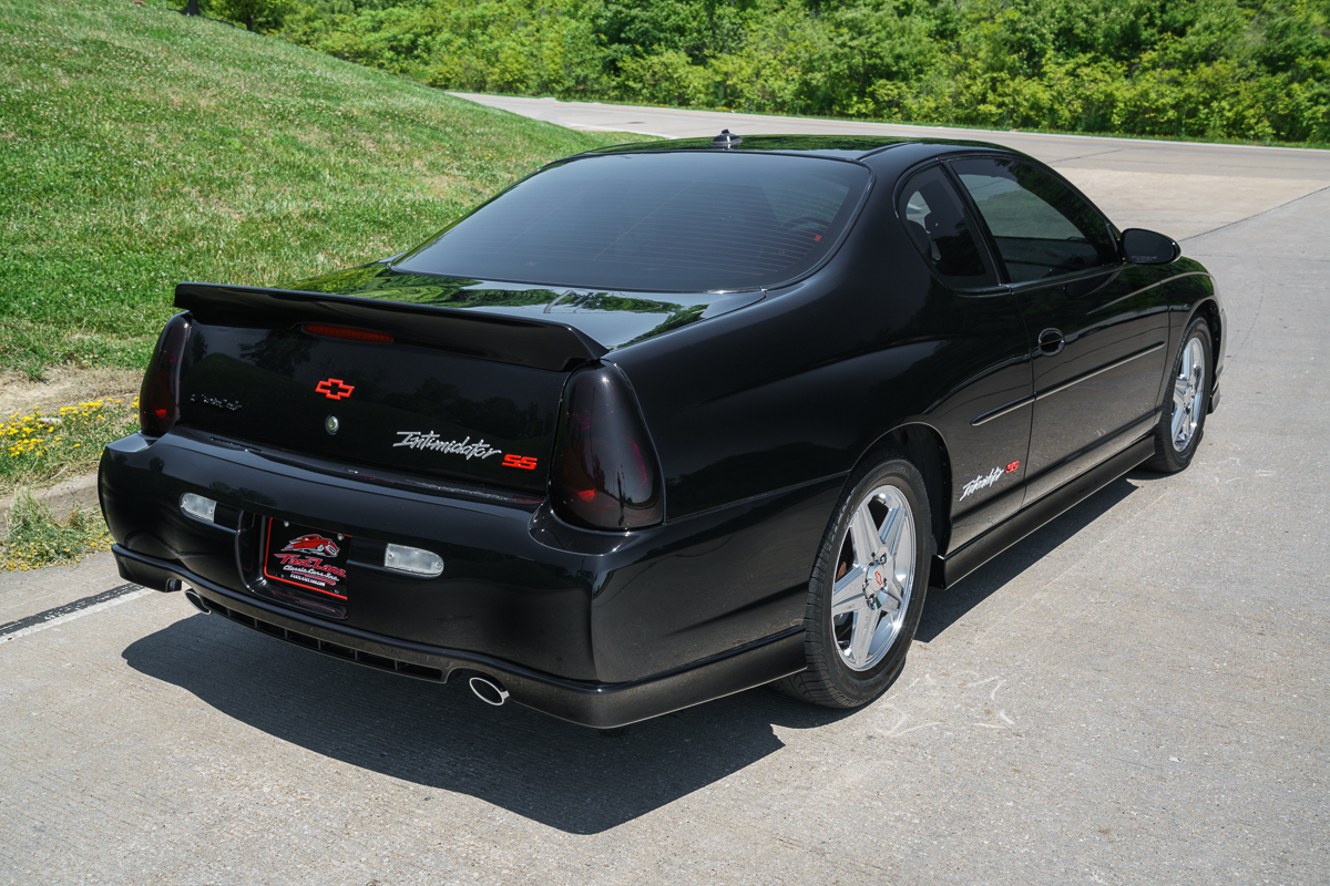 2004 chevrolet monte carlo ss fast lane classic cars. Black Bedroom Furniture Sets. Home Design Ideas