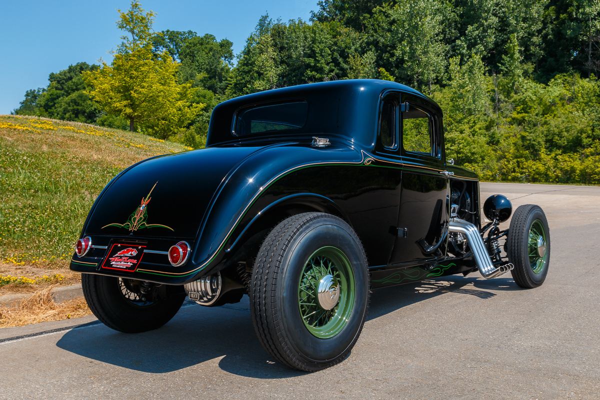 Chevy Volt Custom Wheels >> 1933 Plymouth Street Rod | Fast Lane Classic Cars