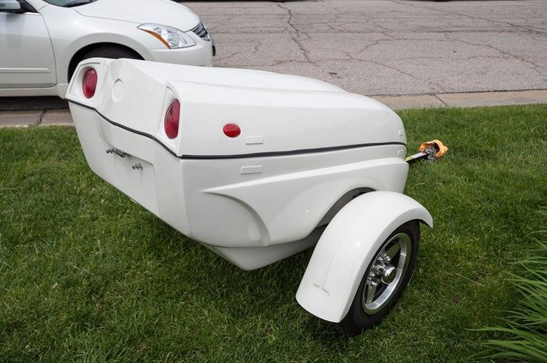 2008 SST Motorcycle Trailer
