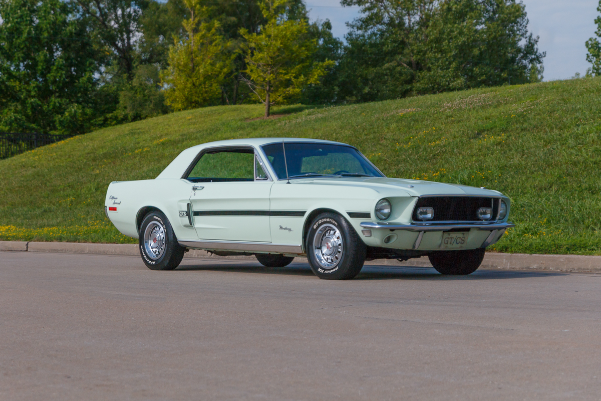 1968 Ford Mustang Fast Lane Classic Cars