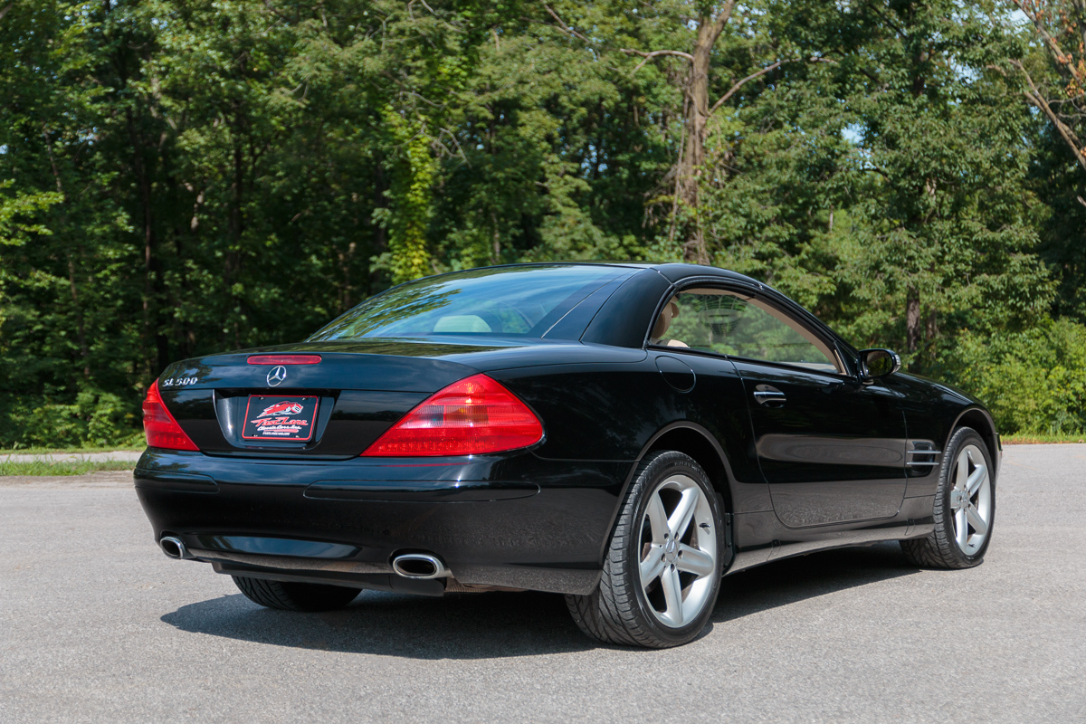 2004 mercedes benz sl500 fast lane classic cars for 2004 mercedes benz sl500 for sale