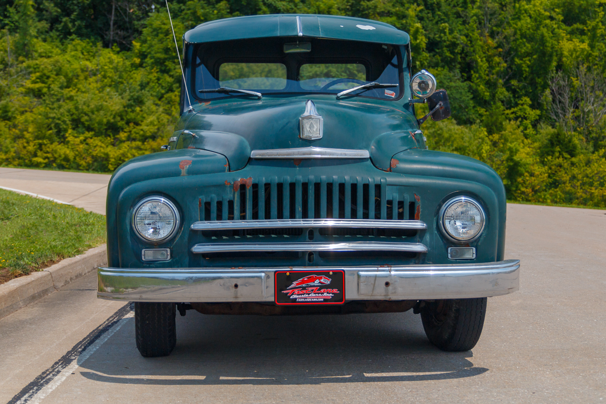1951 International Harvester L 110 Fast Lane Classic Cars