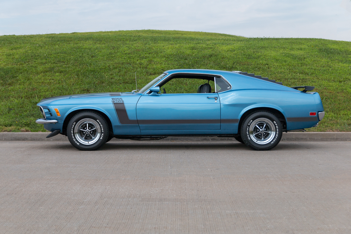 1970 Ford Mustang Fast Lane Classic Cars