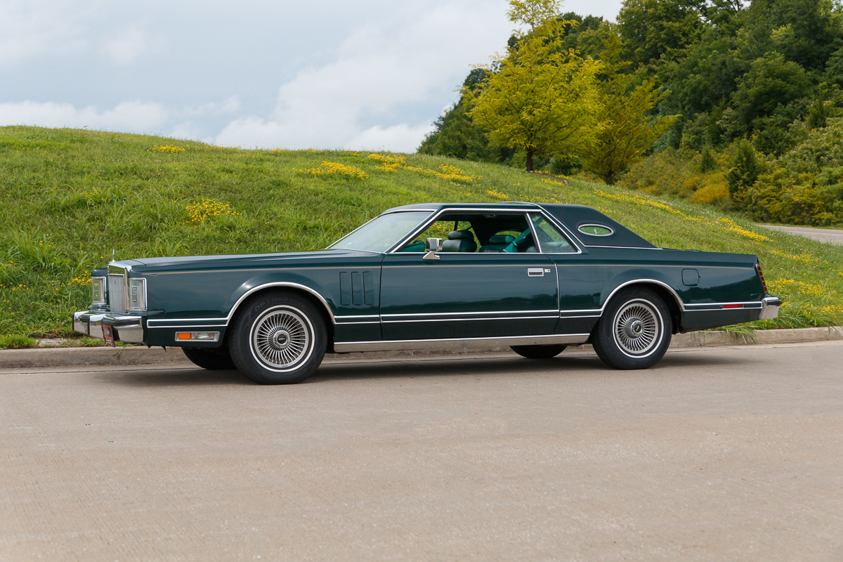 1978 Lincoln Continental Fast Lane Classic Cars