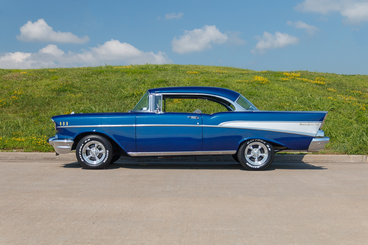 1957 chevrolet bel air fast lane classic cars. Black Bedroom Furniture Sets. Home Design Ideas