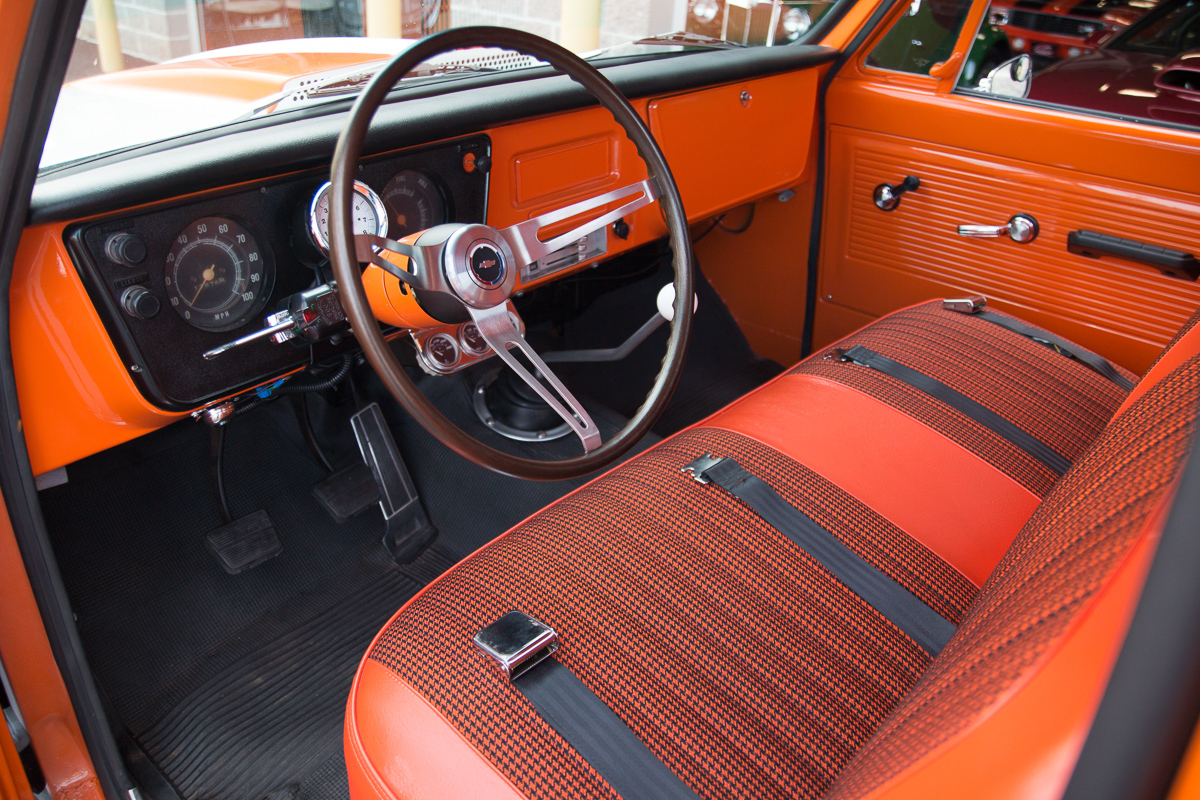 1969 Chevy Truck For Sale >> 1967 Chevrolet C10 | Fast Lane Classic Cars