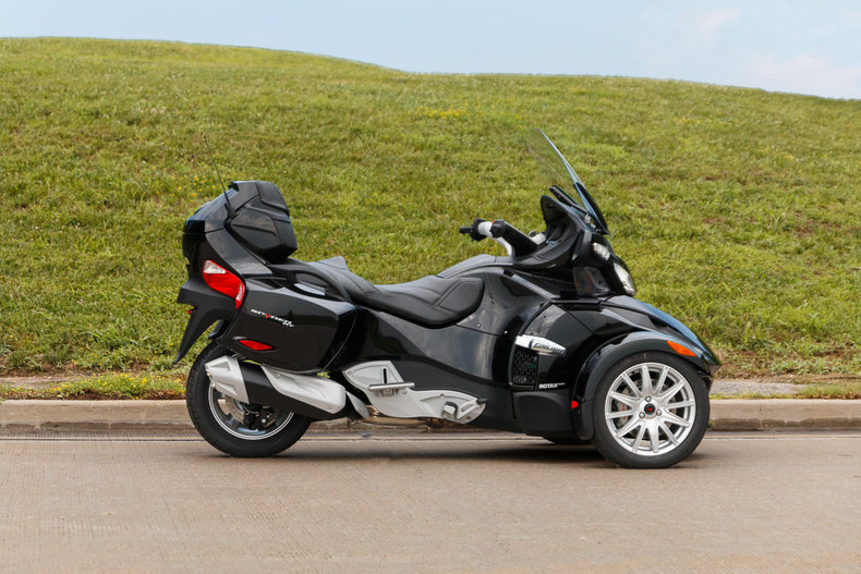 2016 Can-Am Spyder RT
