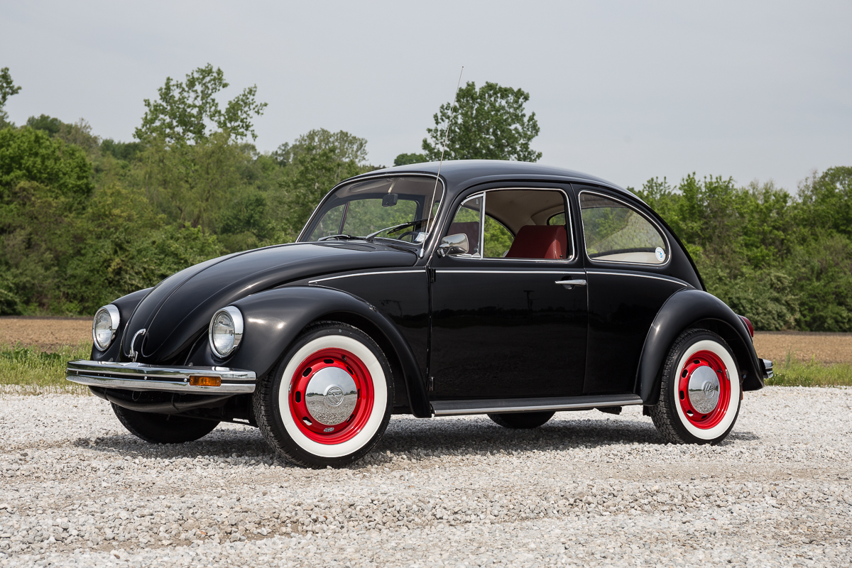 1969 Volkswagen Beetle Fast Lane Classic Cars