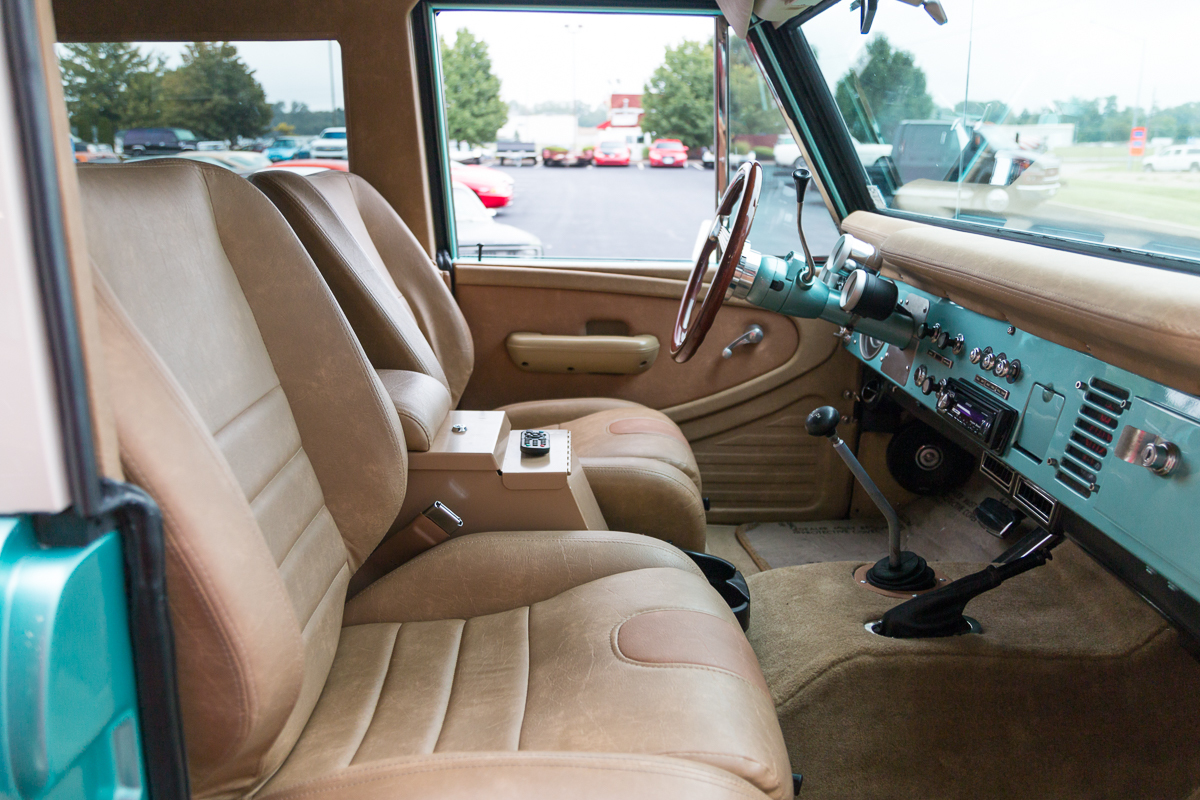 1977 Ford Bronco Fast Lane Classic Cars