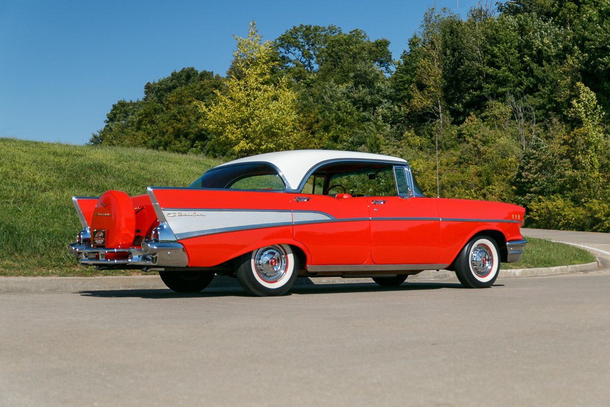 1957 Chevrolet Bel Air | Fast Lane Classic Cars