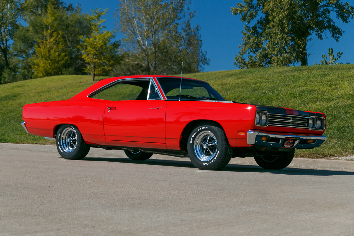Bf Goodrich At >> 1969 Plymouth Road Runner | Fast Lane Classic Cars