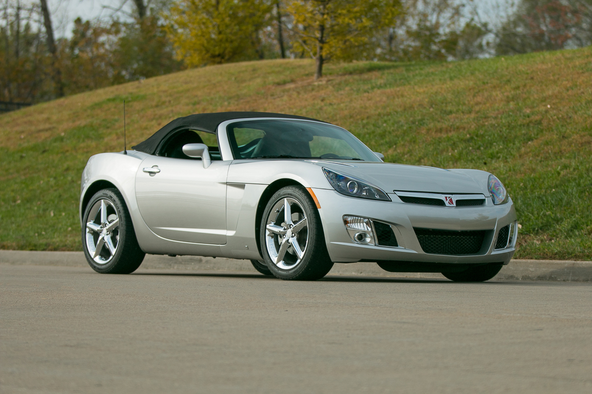 2007 saturn sky redline fast lane classic cars. Black Bedroom Furniture Sets. Home Design Ideas