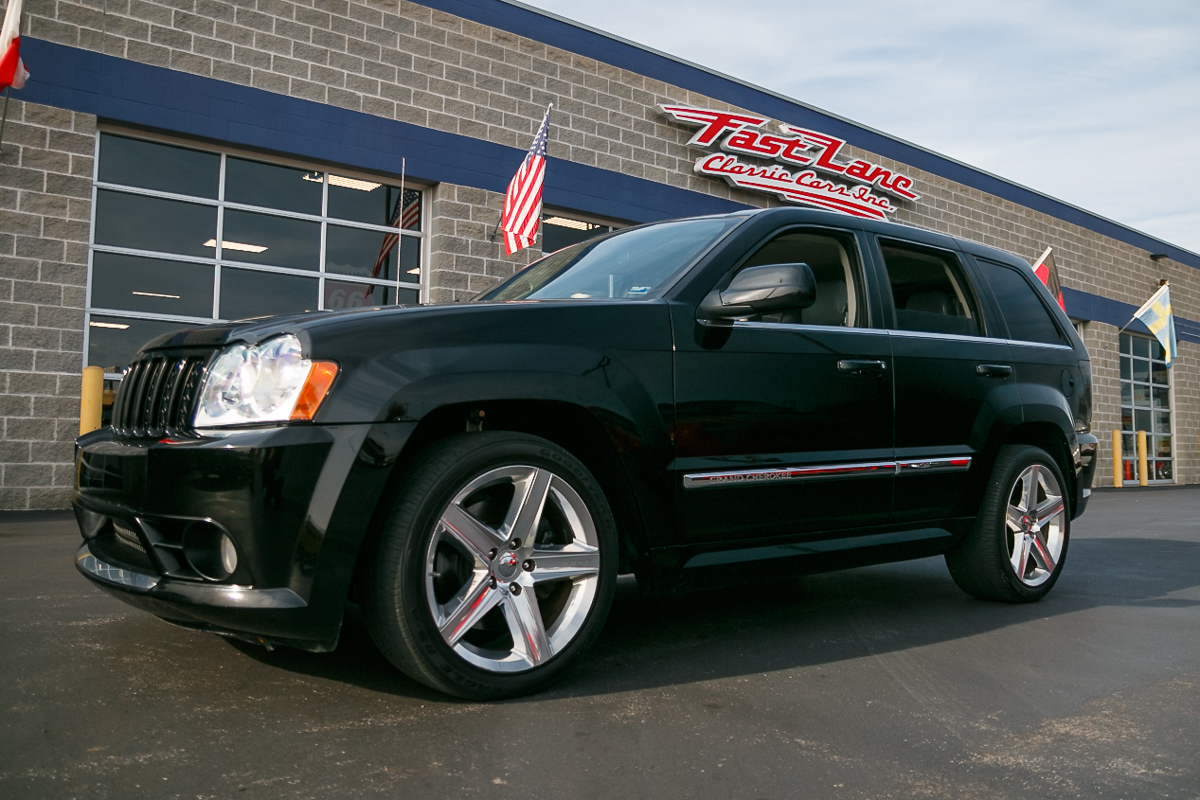 High Quality 2007 Jeep Grand Cherokee