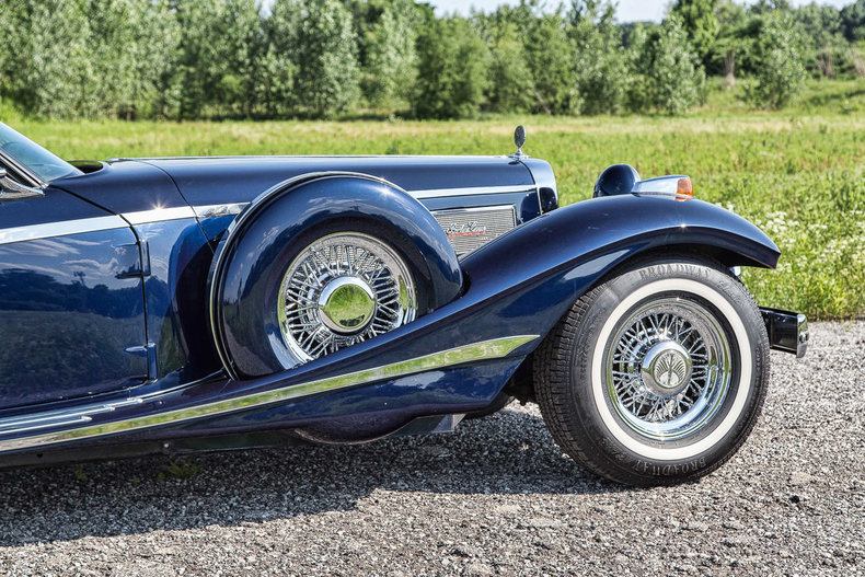 1936 Phillips Berlina 540K Replica
