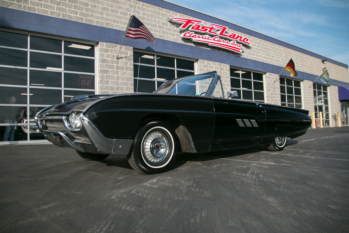 1963 Ford Thunderbird | Fast Lane Classic Cars