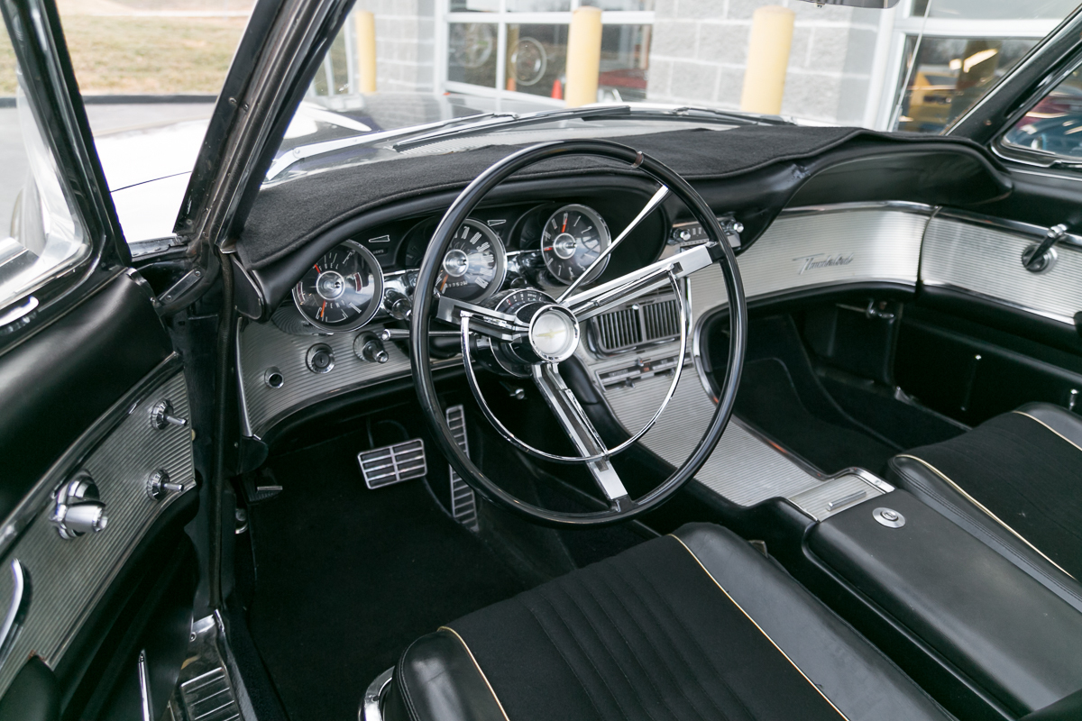1963 Ford Thunderbird Fast Lane Classic Cars O Matic Automatic Transmission Power Steering Brakes And A
