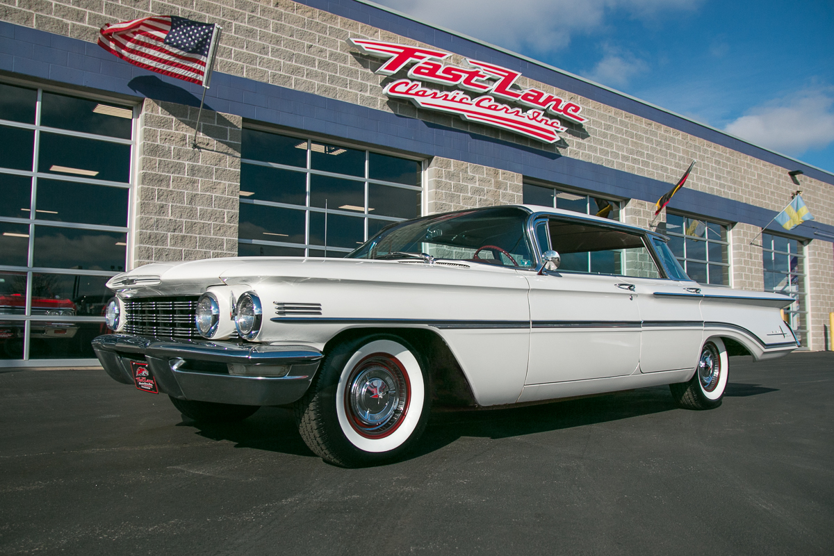 1960 Oldsmobile 98 | Fast Lane Classic Cars