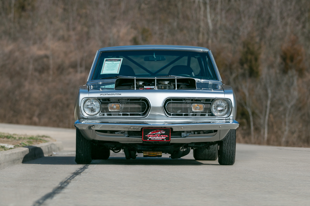 1968 Plymouth Barracuda Fast Lane Classic Cars