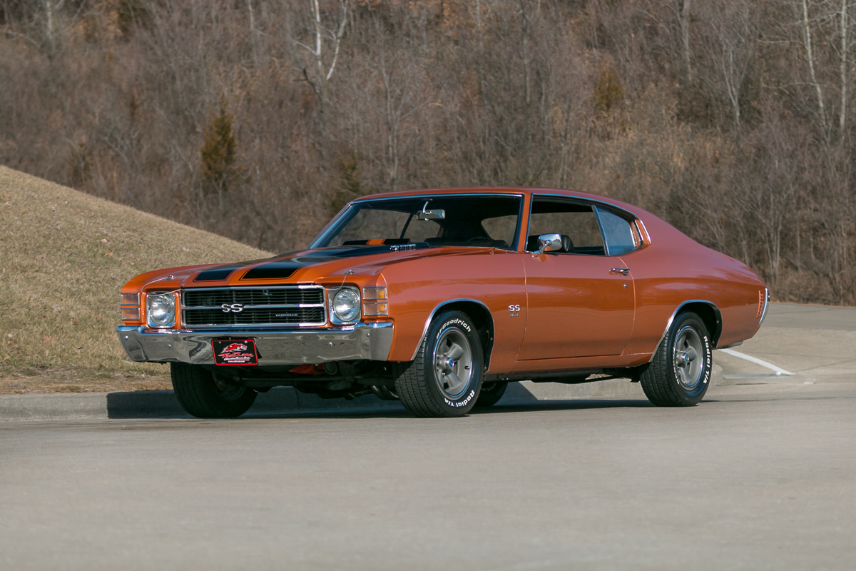 All Chevy 1971 chevrolet chevelle ss : 1971 Chevrolet Chevelle | Fast Lane Classic Cars