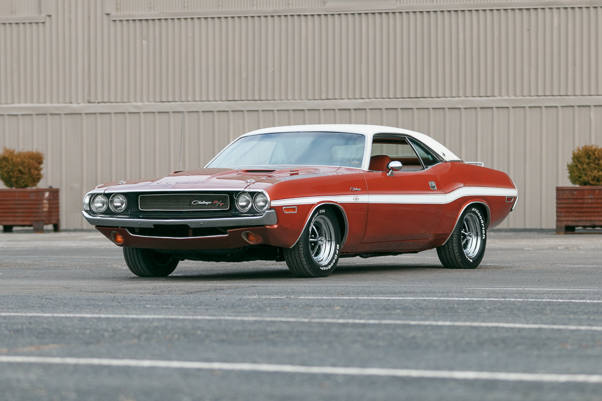 1970 Dodge Challenger Fast Lane Classic Cars