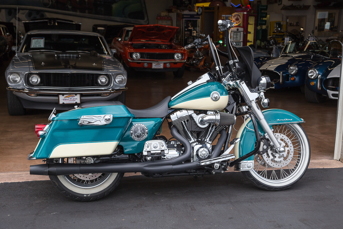 2009 harley davidson road king fast lane classic cars 2008 road king owners manual 2009 FLHR Road King