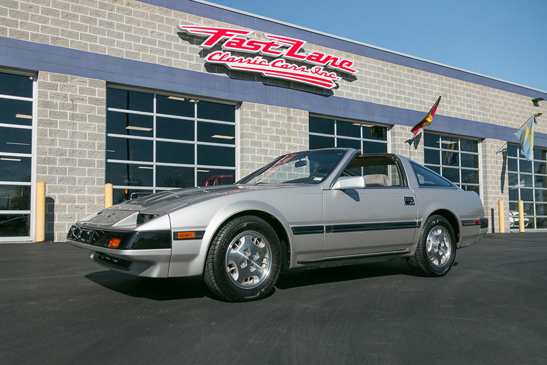 1985 nissan 300zx for sale 33432 mcg. Black Bedroom Furniture Sets. Home Design Ideas