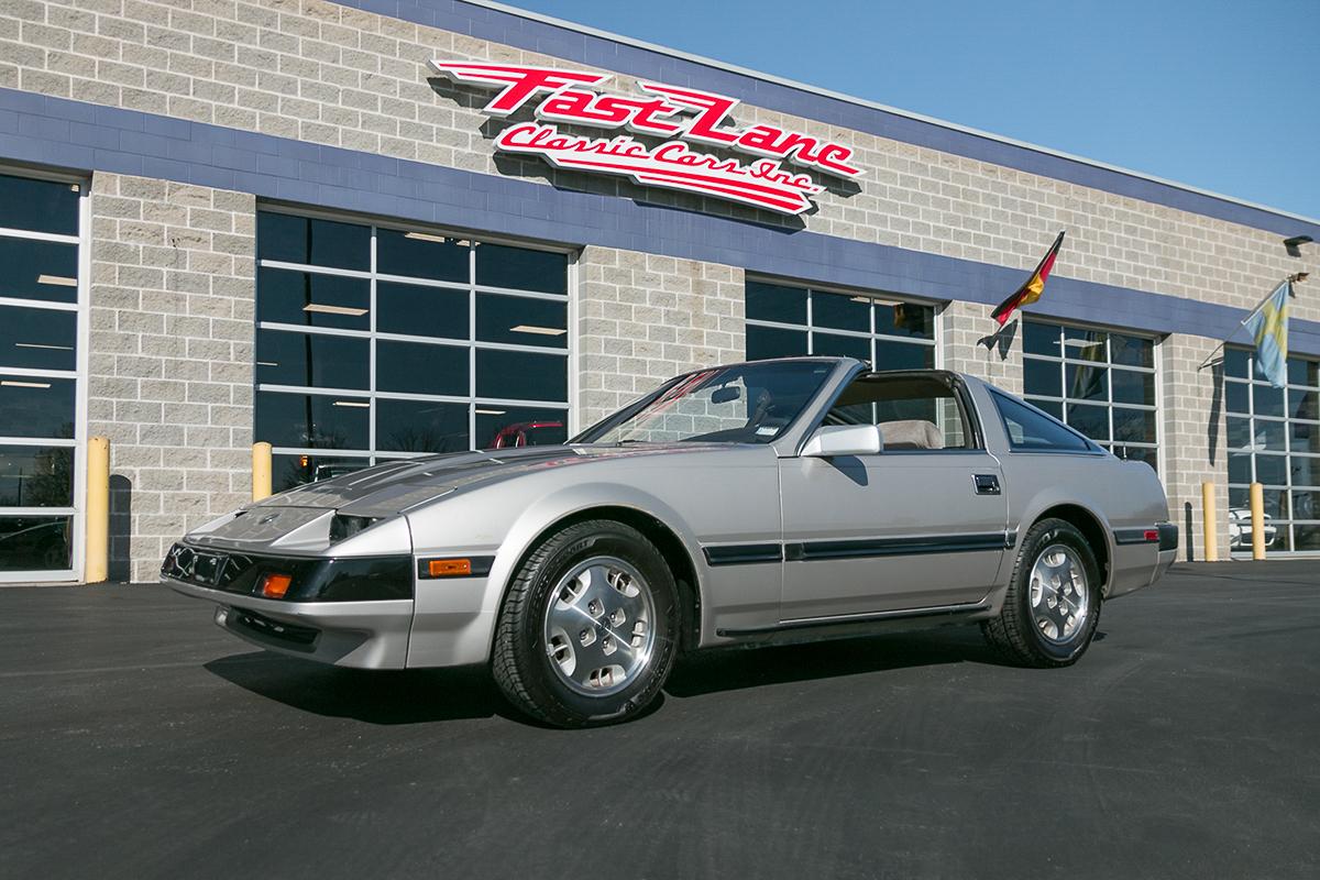 1985 nissan 300zx fast lane classic cars rh fastlanecars com 1985 nissan 300zx manual 1985 nissan 300zx turbo repair manual