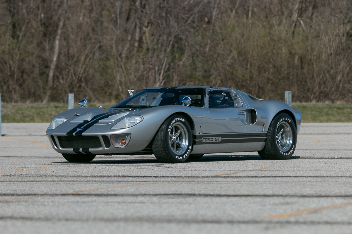 1966 Ford Cav Gt40 Fast Lane Classic Cars