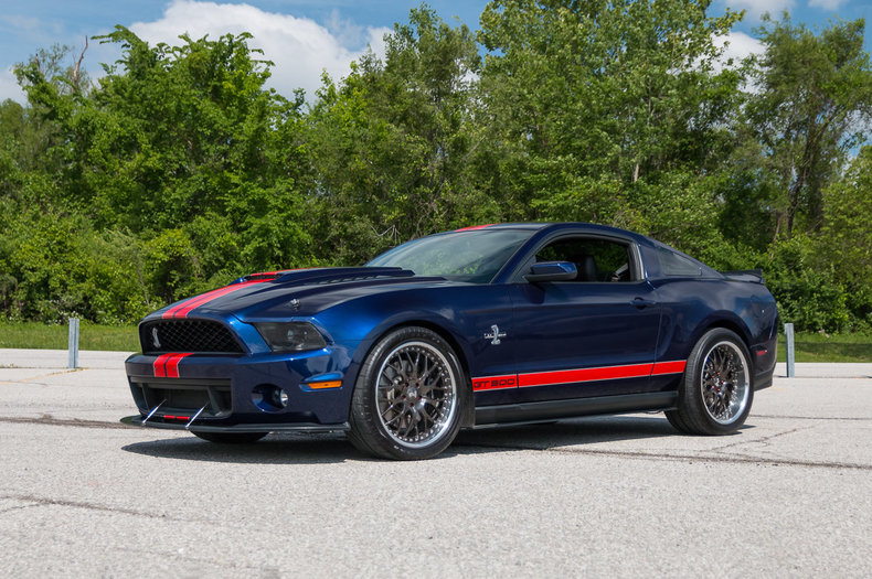 2011 Shelby GT500