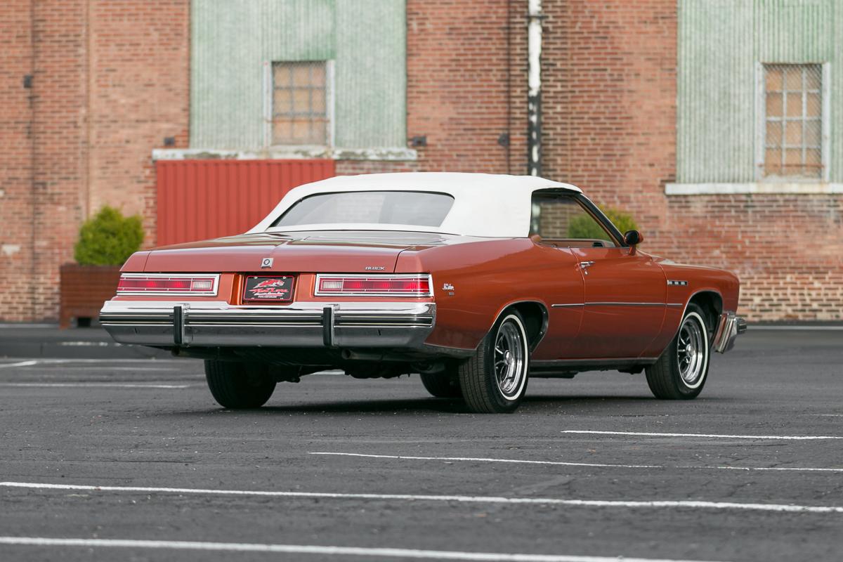 1975 buick lesabre fast lane classic cars. Black Bedroom Furniture Sets. Home Design Ideas